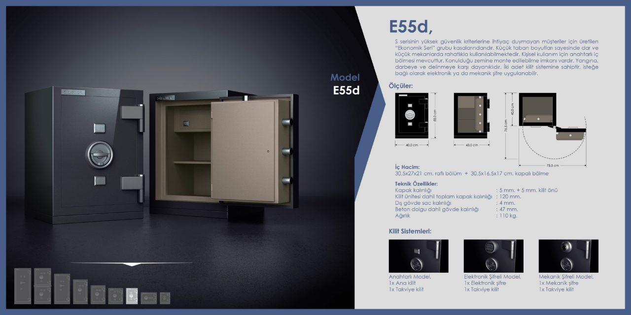 E55d Para Kasası