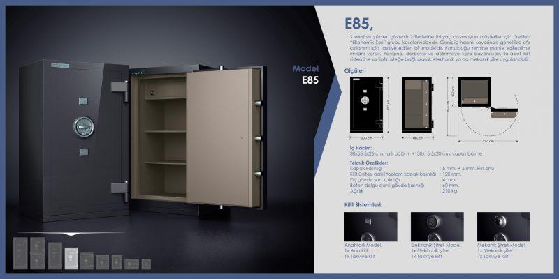 E85 Para Kasası