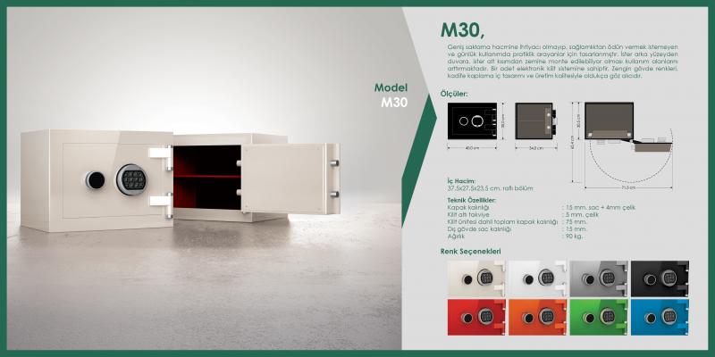 M30 Para Kasası