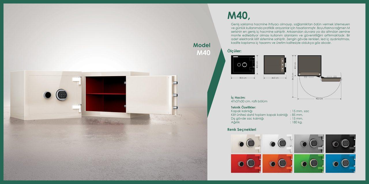 M40 Para Kasası